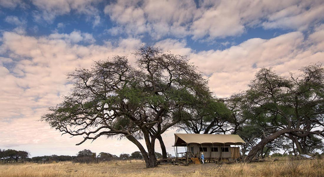 African Bush Camps Somalisa Hwange National Park Zimbabwe with Vayeni Escapes