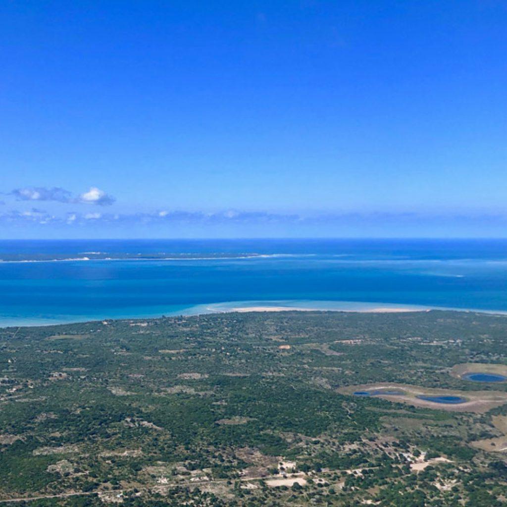 mozambique santorini